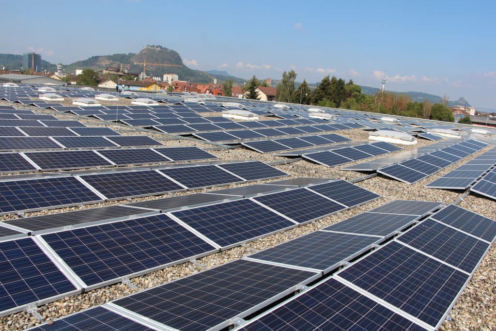 Unternehmen Solaranlage in Singen
