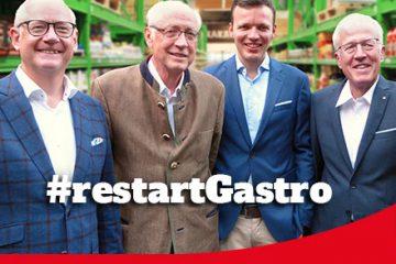 #restartGastro