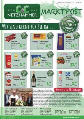 Angebot Marktpost KW29-30