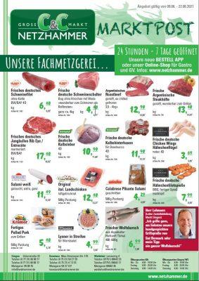 Angebot Marktpost KW23-24